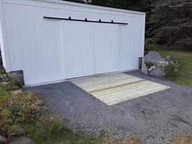 Beautiful New barn style shed