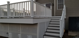 Complete deck build!