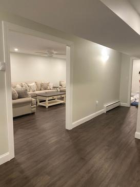 Full Basement renovation complete!
