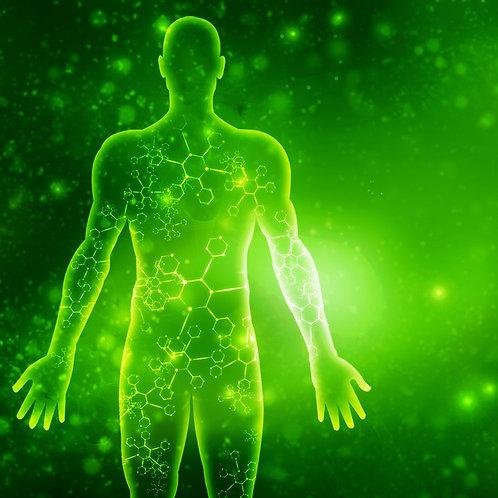 Energy System Detox, a 4-week Focused Formula. Distant Transmission