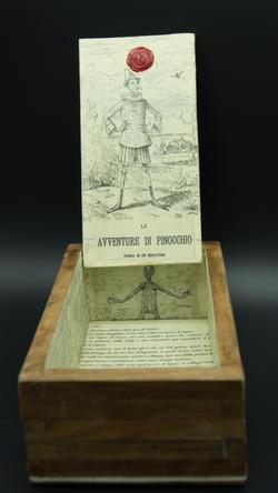 scatola Pinocchio