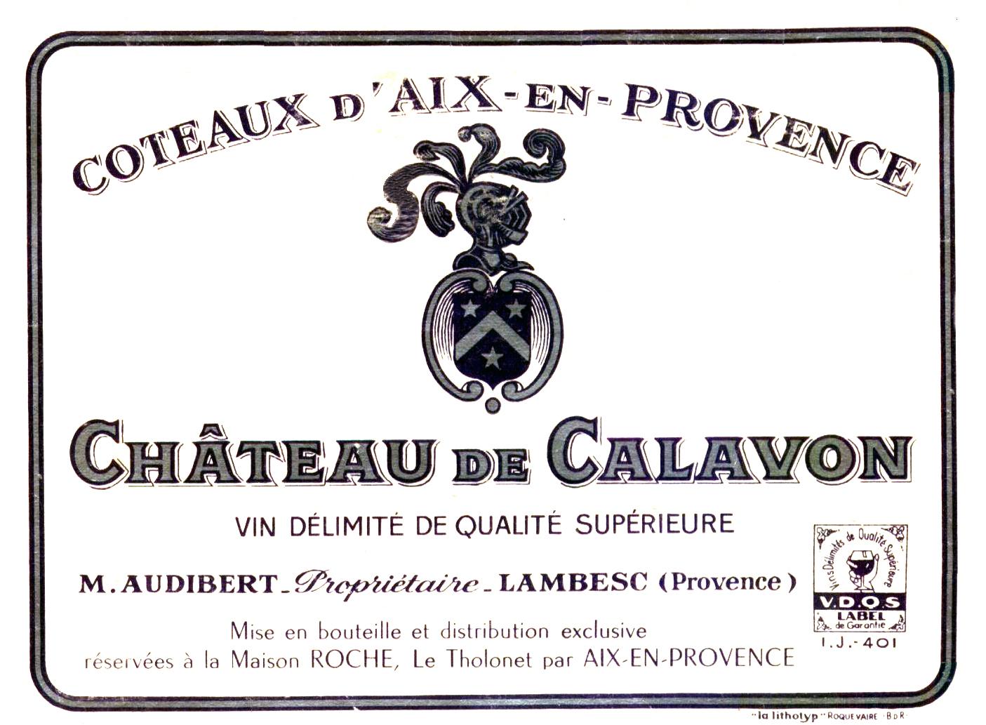 Wijn label