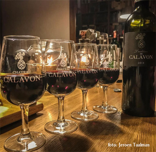 Calavon-wijn
