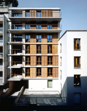 Logements - Paris (75020) - 1997