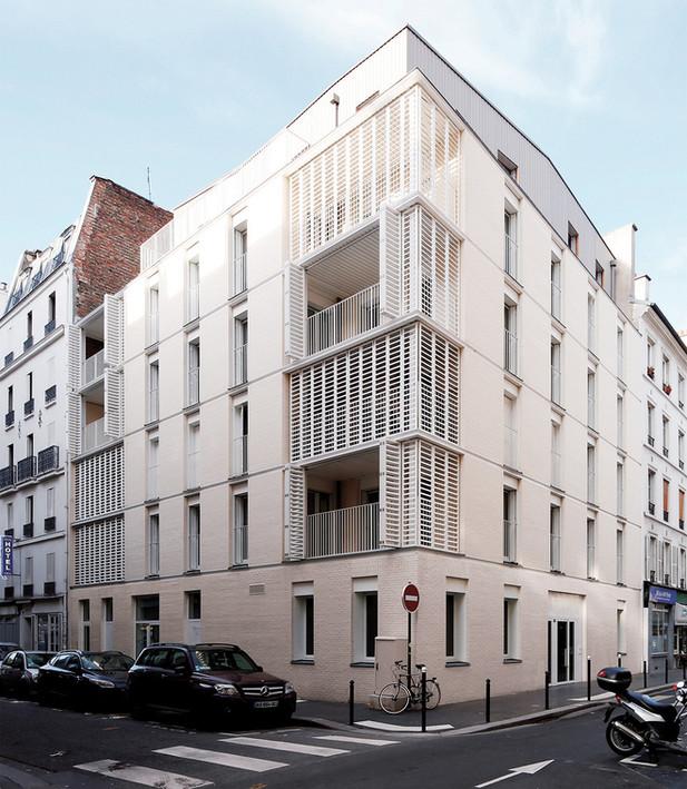 Logements - Paris (75011) - 2016