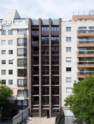 Logements - Paris (75019) - 2009