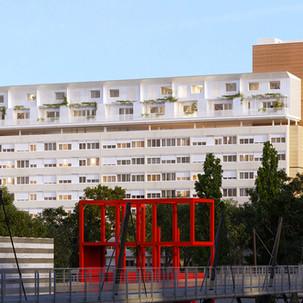 Logements - Paris (75019) - 2016