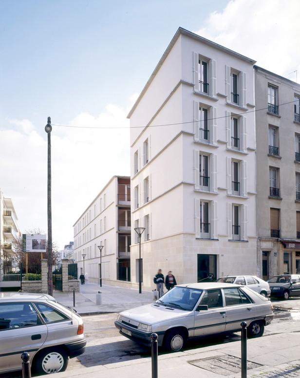 Logements - Paris (75020) - 2006