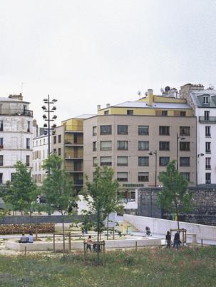 Logements - Paris (75019) - 2010