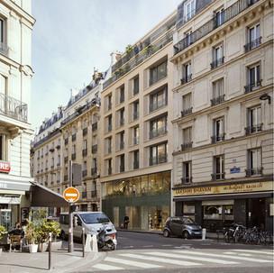 Logements - Paris (75018) - 2018