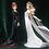 Thumbnail: ELSA WHITE ANNA QUEEN PACK DISNEY FROZEN2 ANIME CHARACTER 3D PRINT STL FILE