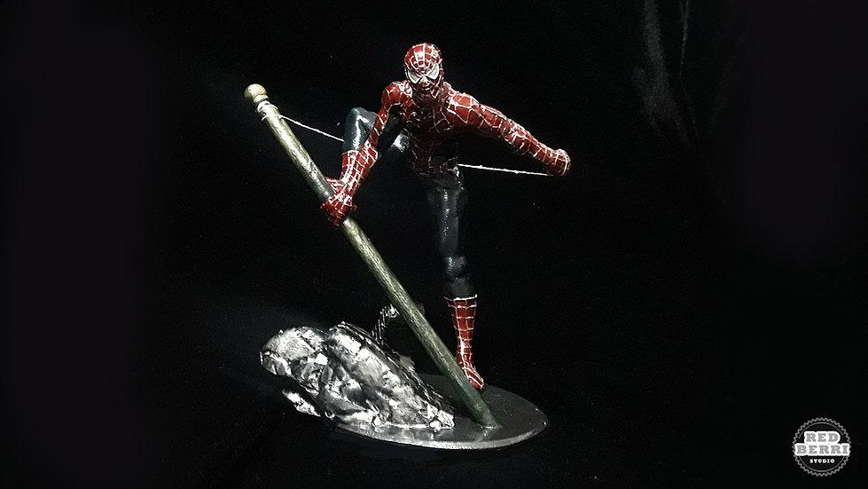 SPIDERMAN TOBEY SAMRAIMI VERSE FOR 3D PRINT 3D print model