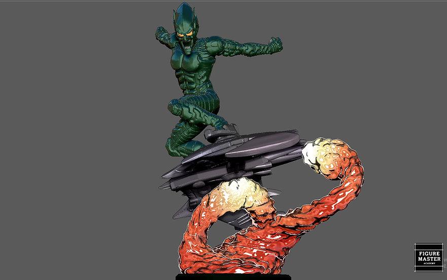 GREEN GOBLIN SPIDERMAN NO WAY HOME MCU MARVEL SAMRAIMI  WILLEM DAFOE 3D PRINT