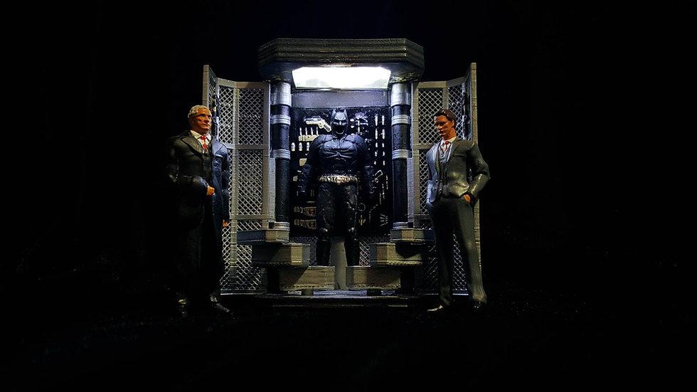 BATMAN ARMORY SET MODEL DARKNIGHT DC STATUE PRINTABLE 3D print model