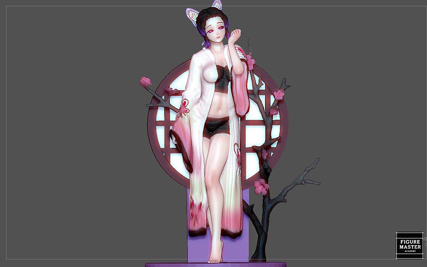 shinobu demon slayer kimetsu no yaiba 3D print model