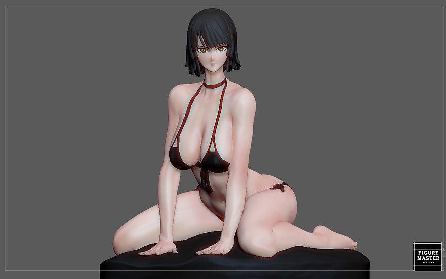 FUBUKI SEXY SWIM SUIT ANIME ONE PUNCH MAN CHARACTER GIRL