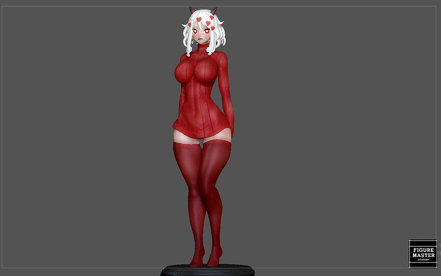 MODEUS HELLTAKER ANIME GAME CHARACTER SEXY GIRL
