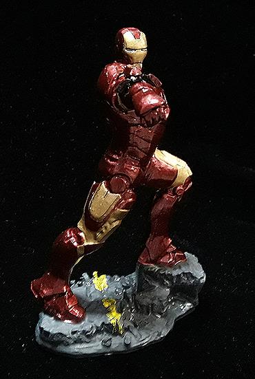 IRONMAN MK3 AVENGERS MODEL MCU TONY STARK STATUE 3D print model