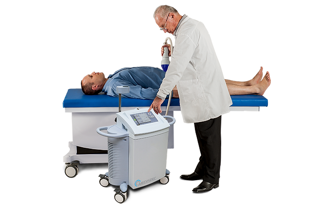 Erectile dysfunction Shockwave therapy