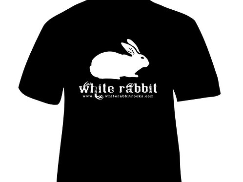 White Rabbit T Shirt