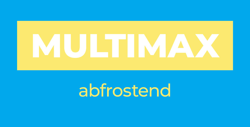 MultiMax (abfrostend)