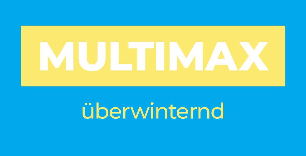 MultiMax (teilweise überwinternd)