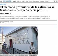 MERCADO El mercado provisional de las Mu