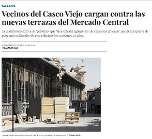 nuevas terrazas Mercado Central