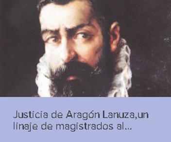 justicia de aragon LANUZA