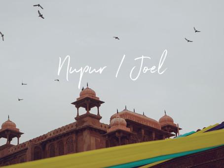 Royal Wedding of Nupur & Joel shot in Bikaner, Rajasthan