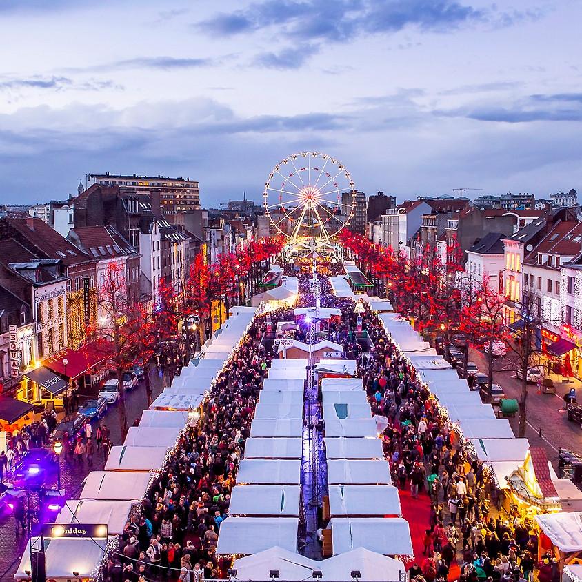 YEP Visit the Christmas Markets!