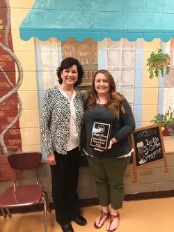 CMS Teacher of the Year