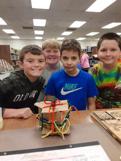 Library STEM Project