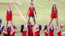 CBHS Cheerleaders