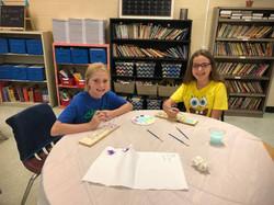 Fifth Grade Art Project