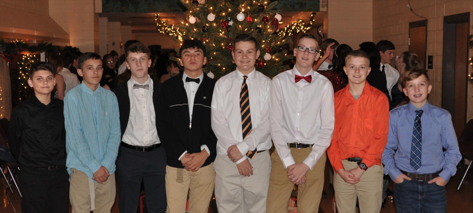 CBHS Winter Formal