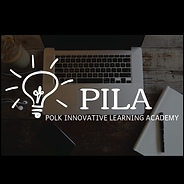 Polk Innovative Learning Academy Staff Logo