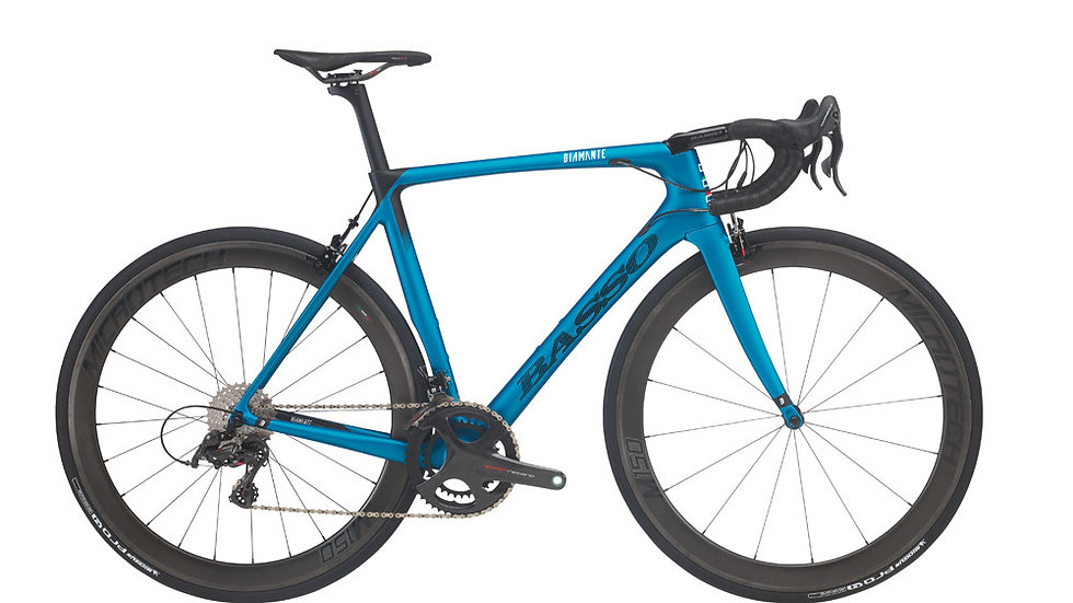 Basso Diamante Sky Electric Blue