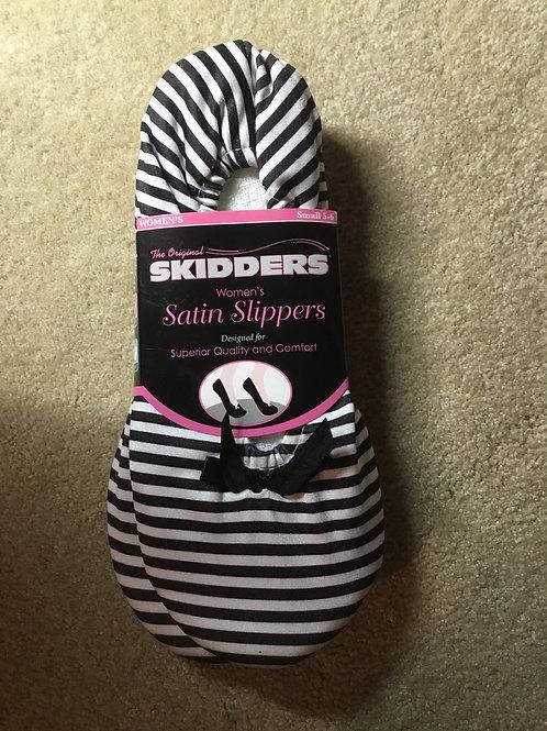 Sliders satin slippers