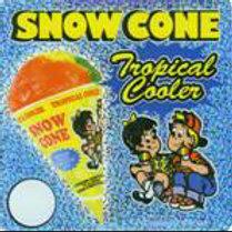 Tropical Snow Cone