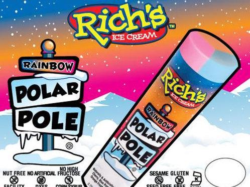 Rainbow Polar Pole (Push Pop)