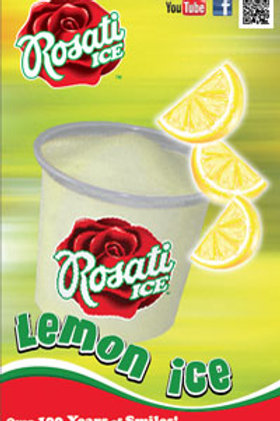 Lemon Italian Ice