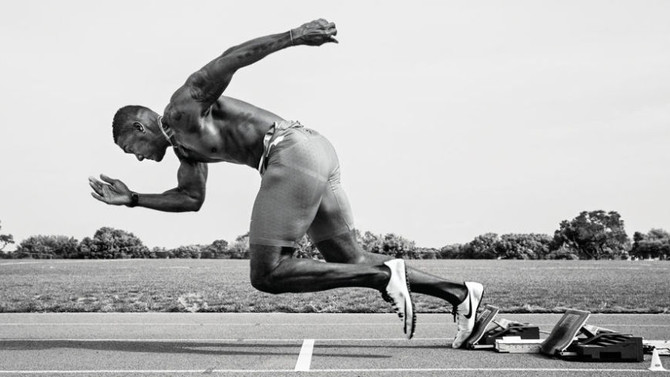 The Biomechanics of Speed