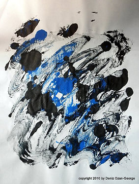 monotype __20_ x 16___waterbased ink on