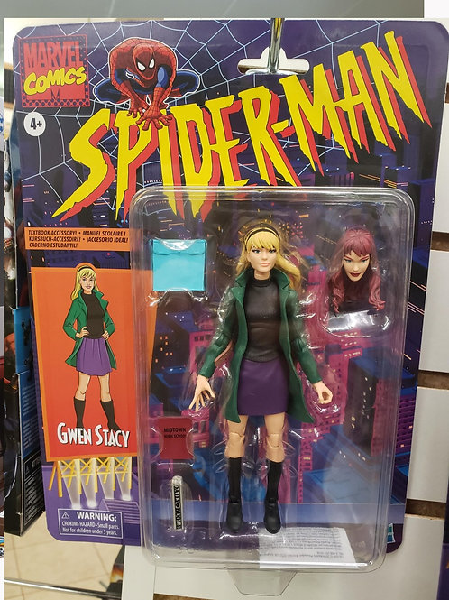 Gwen Stacy - Spider-Man Animated 2020 action figure