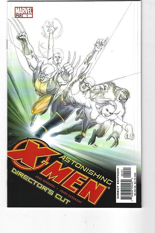 Astonishing X-Men (2013) Directors Cut