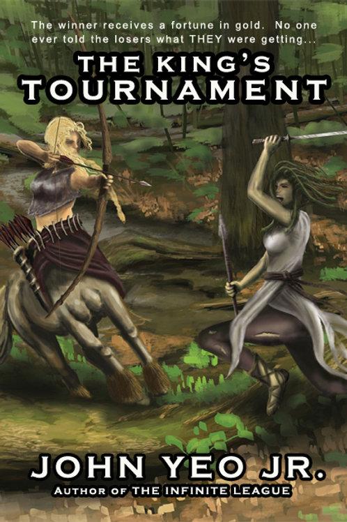 THE KING'S TOURNAMENT (Novel / Medieval Fantasy)