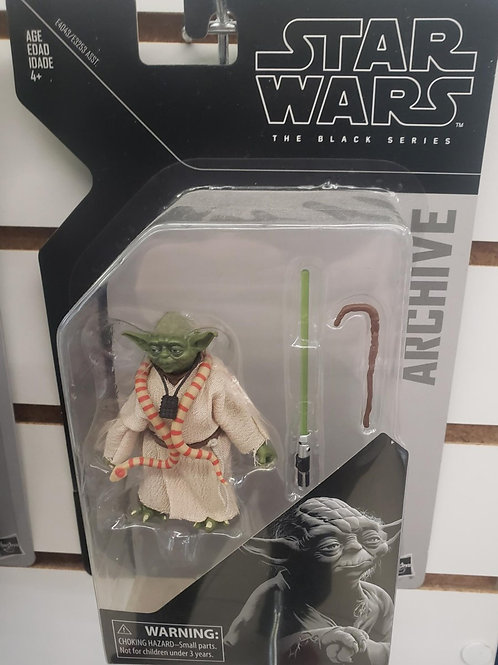 Yoda - Star Wars: The Black Series (Archive Edition)  2018 - still in package