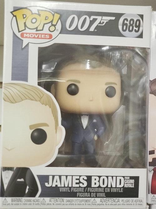 FUNKO POPS - James Bond