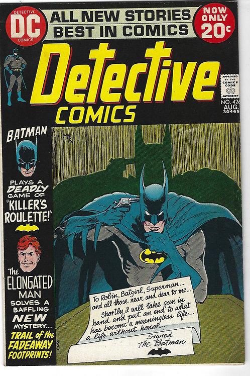 Detective Comics #426